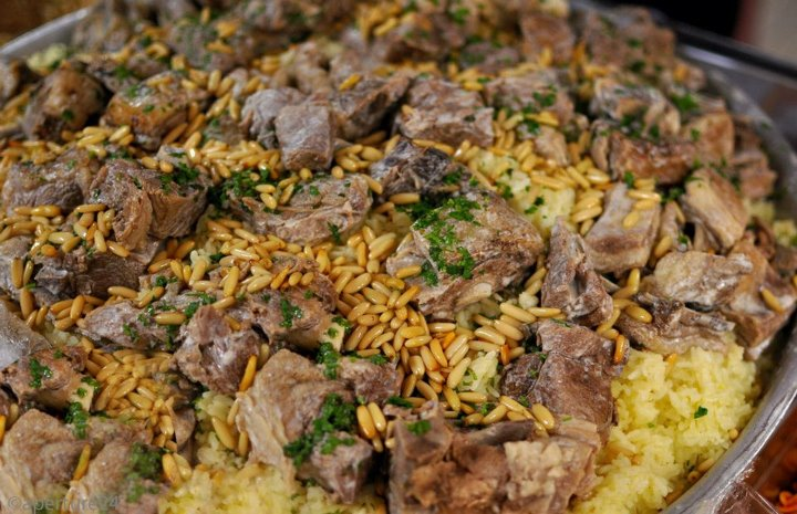 Mansaf recipe palestinian cuisine this forumfinder Gallery